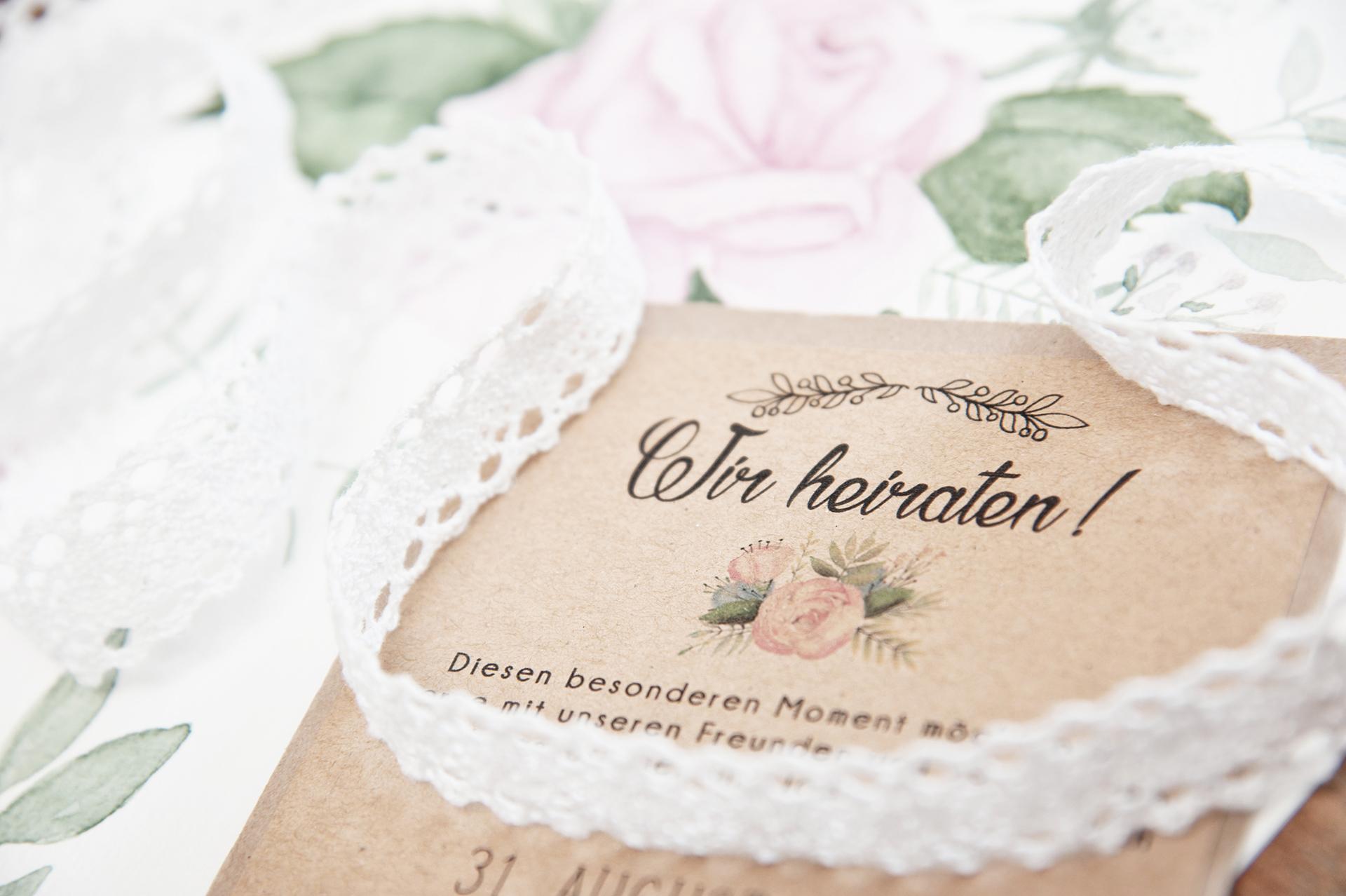 Hochzeitspapeterie Noord Design
